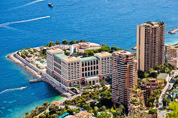 Places to stay in Monte Carlo