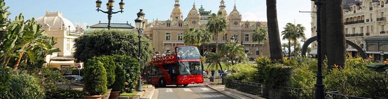 Monte Carlo Hop-on Hop-off Tour